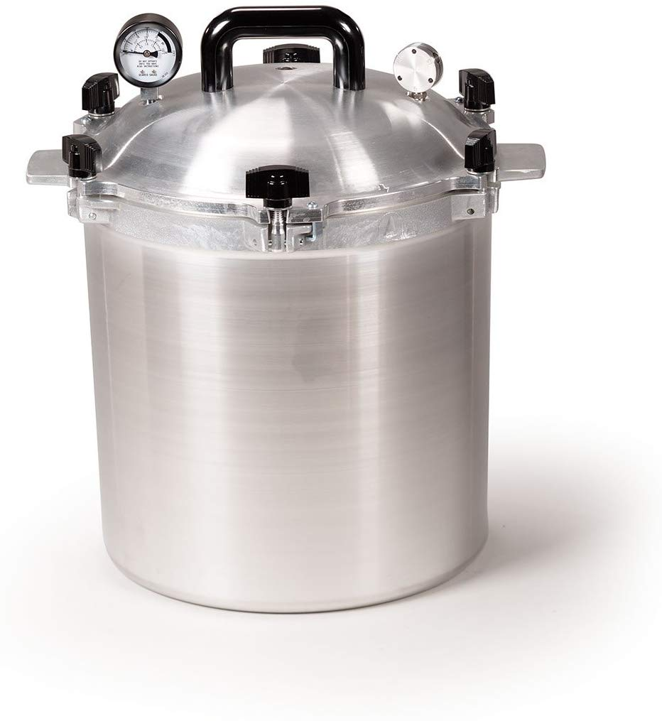 all american 925 25 Quart pressure canner